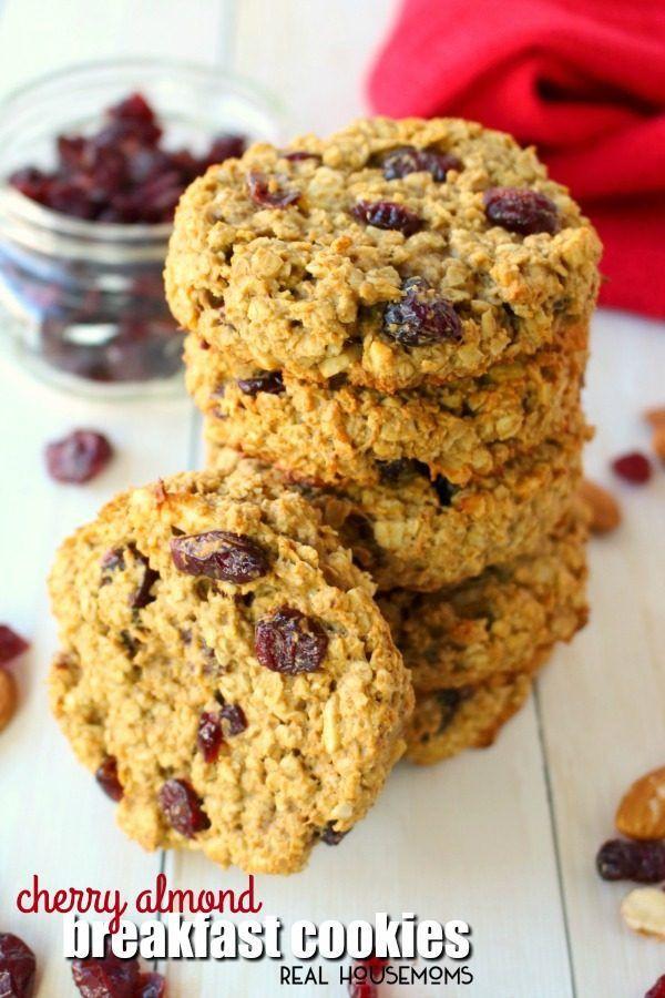 Healthy Breakfast Cookies And Bars  10 best Cookies images on Pinterest
