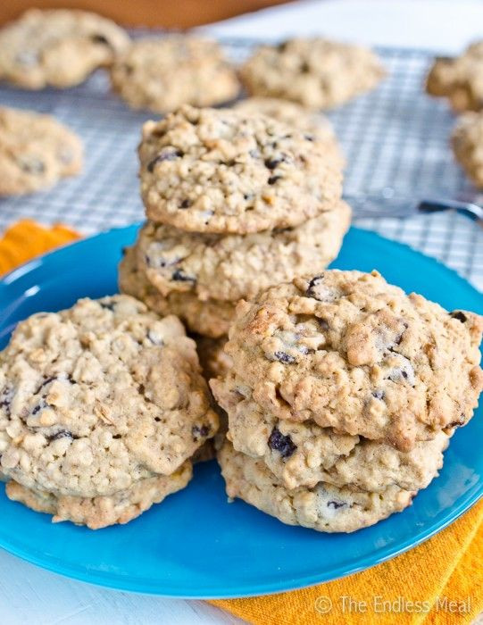 Healthy Breakfast Cookies  112 best images about Breakfast in a Flash & To Go
