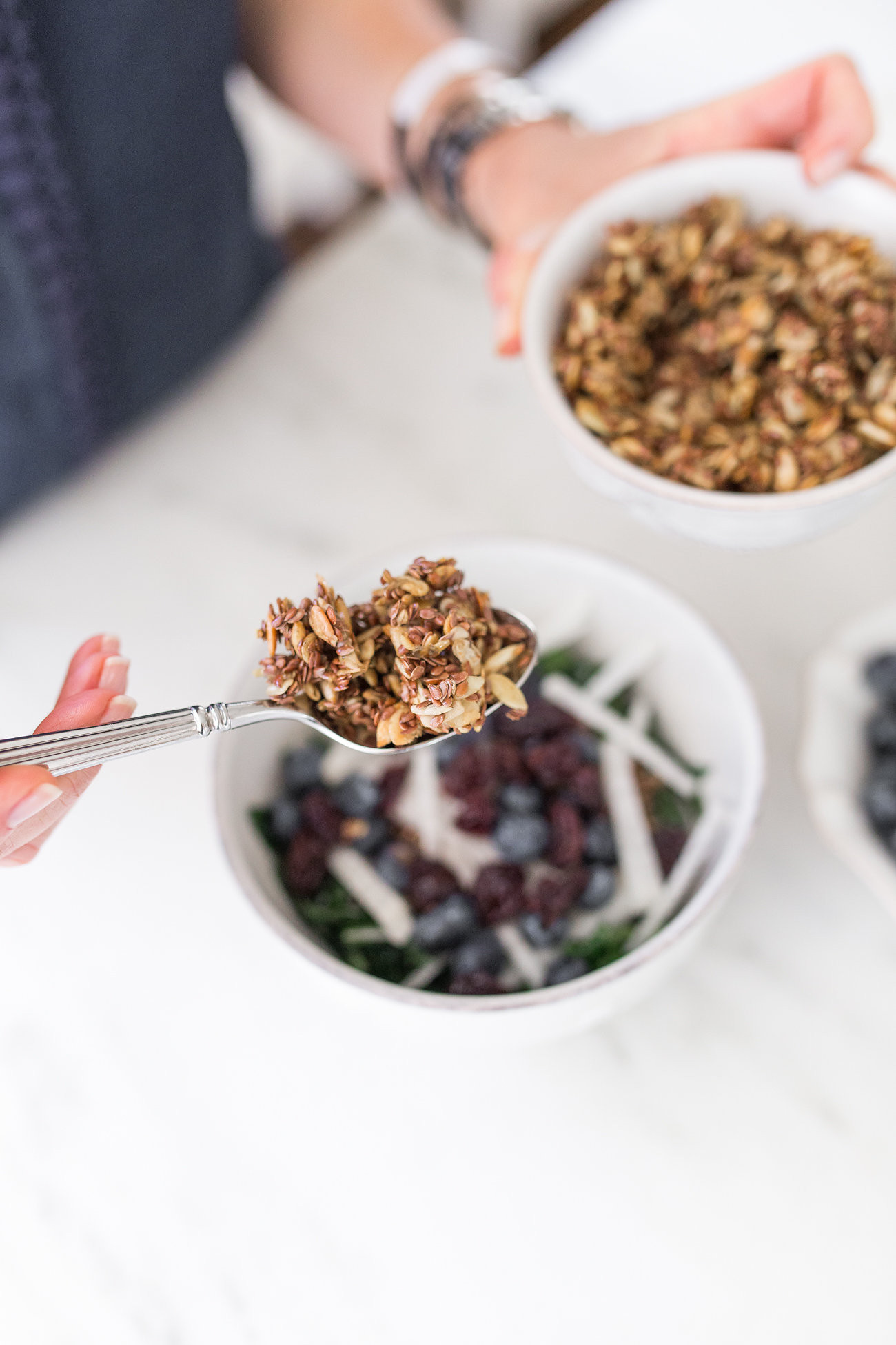 Healthy Breakfast Dallas  Quick and Healthy Breakfast Bowl • The Lush List