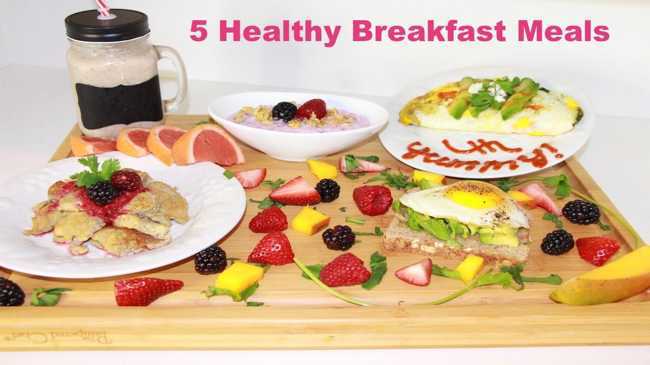Healthy Breakfast Dallas  5 Easy Healthy Breakfast Options I Sierra Dallas