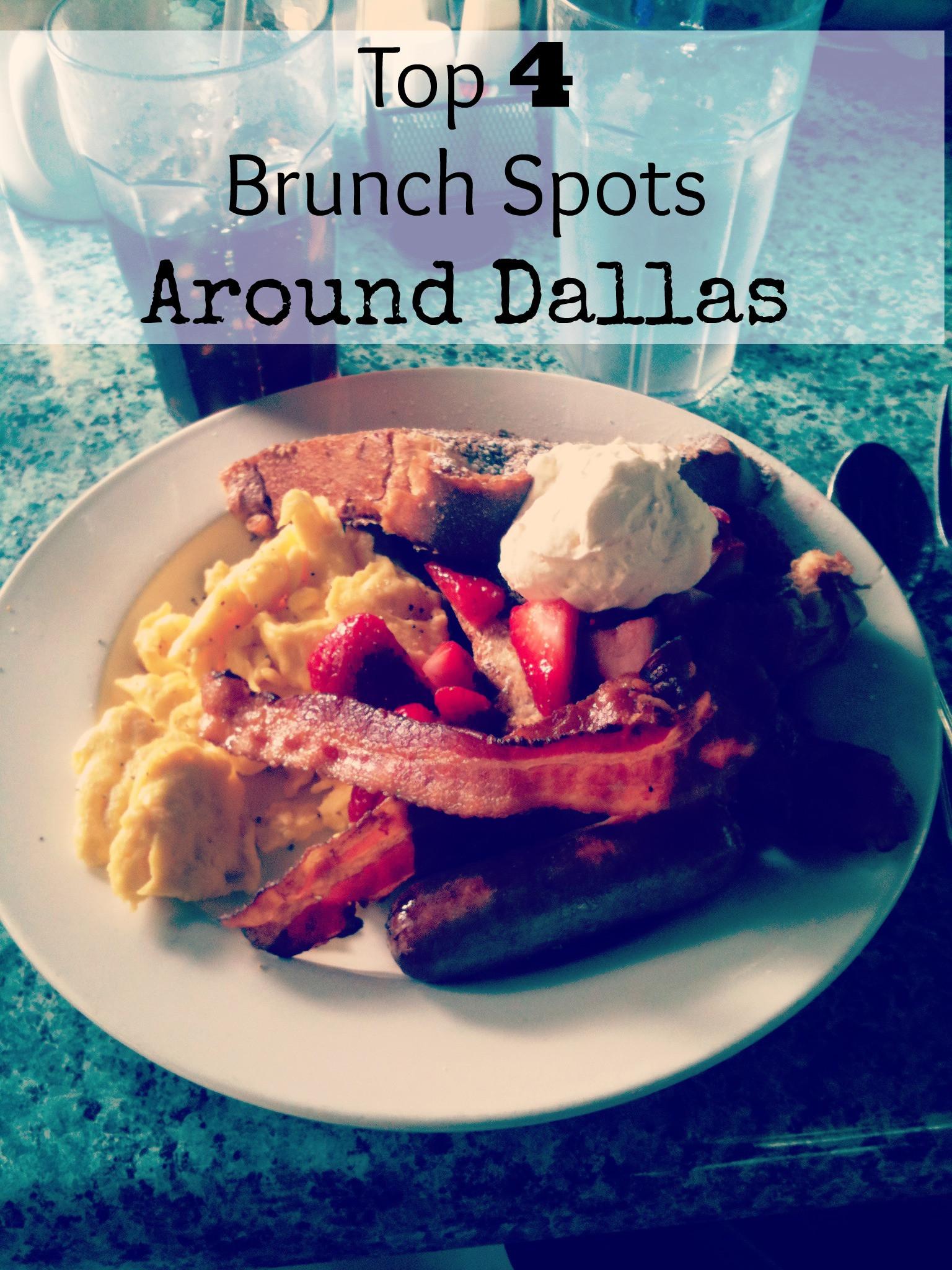 Healthy Breakfast Dallas  Top 4 Brunch Spots Around Dallas