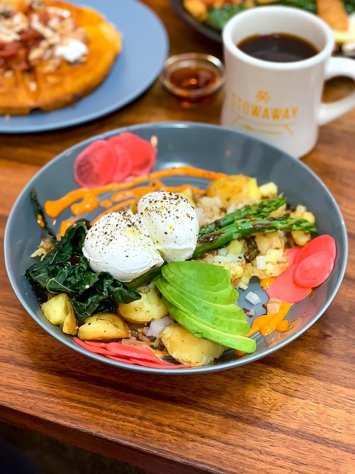 Healthy Breakfast Denver  Healthyish Weekend Guide to Denver Eating Bird Food