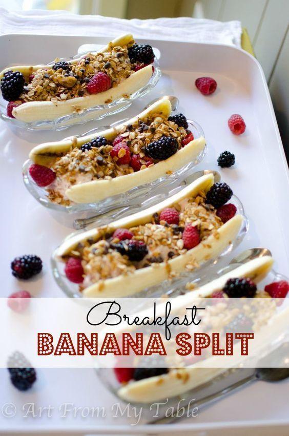 Healthy Breakfast Desserts  25 Best Ideas about Healthy Breakfasts on Pinterest
