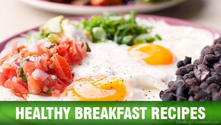 Healthy Breakfast Desserts  Breakfast Healing Gourmet