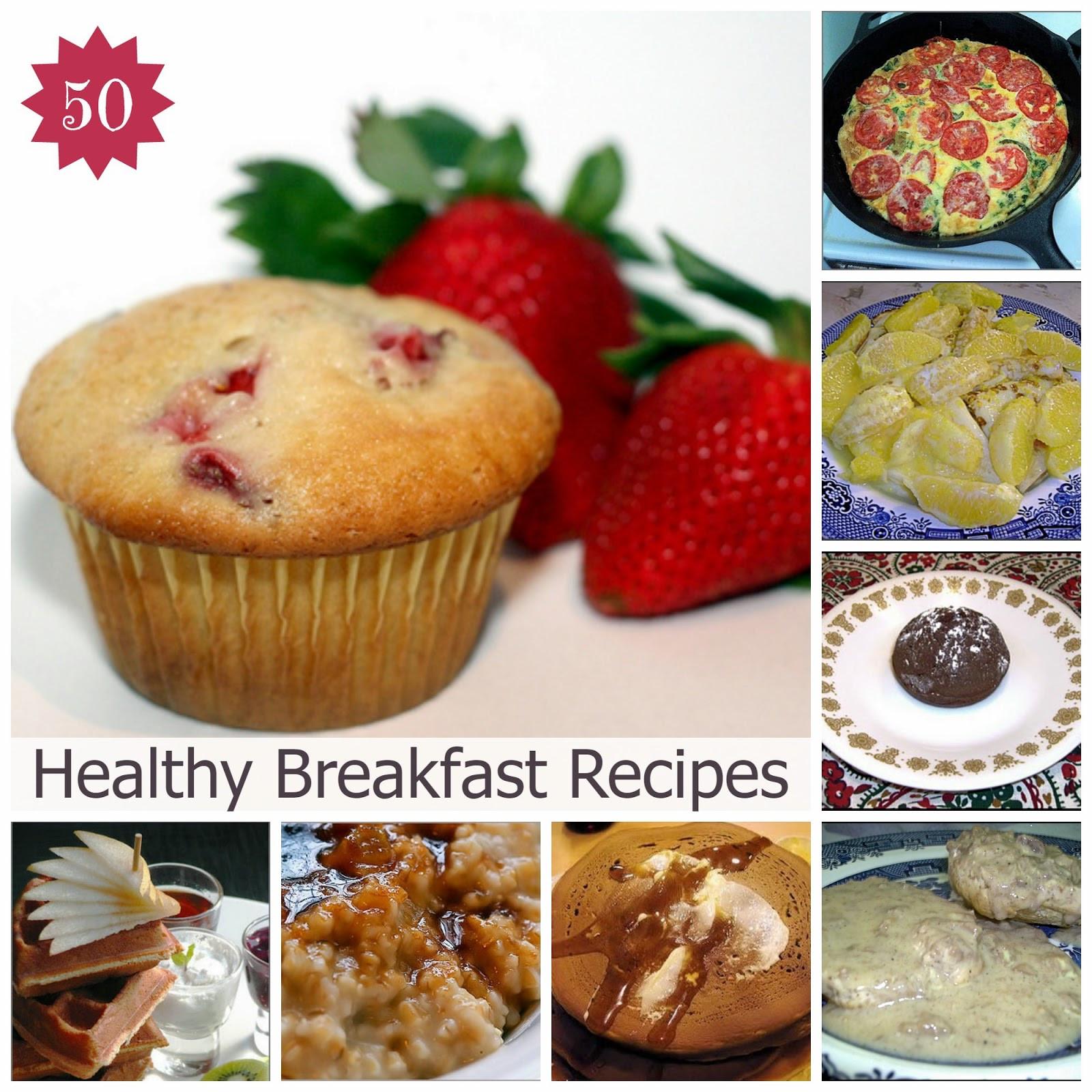Healthy Breakfast Drinks Lose Weight  Becky Cooks Lightly 50 Healthy Breakfast Recipes To Lose