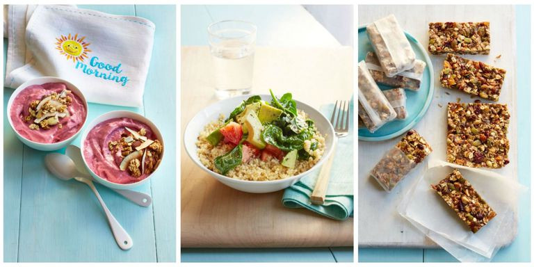 Healthy Breakfast Drinks Lose Weight  16 Healthy Breakfast Recipes Weight Loss Breakfast Ideas