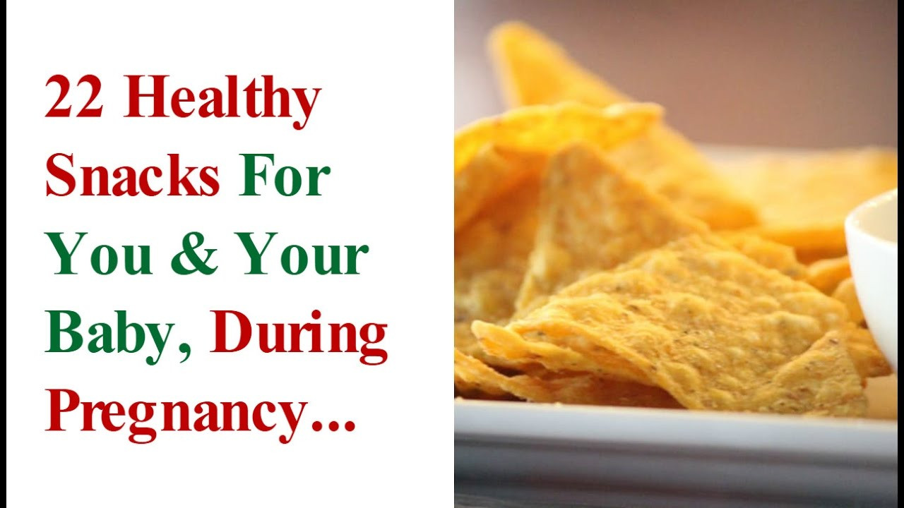 Healthy Breakfast During Pregnancy  22 Tasty Healthy Snacks During Pregnancy for Indian New