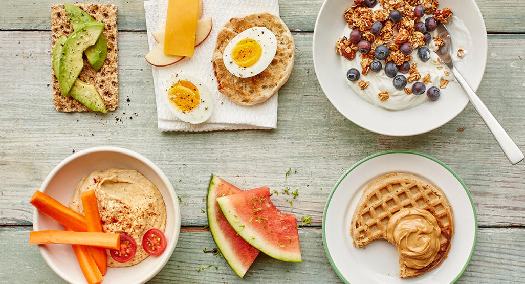 Healthy Breakfast During Pregnancy  10 healthy snacks for pregnancy