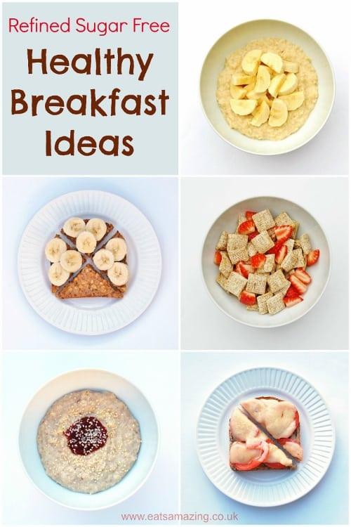 Healthy Breakfast Easy  simple healthy breakfast recipes