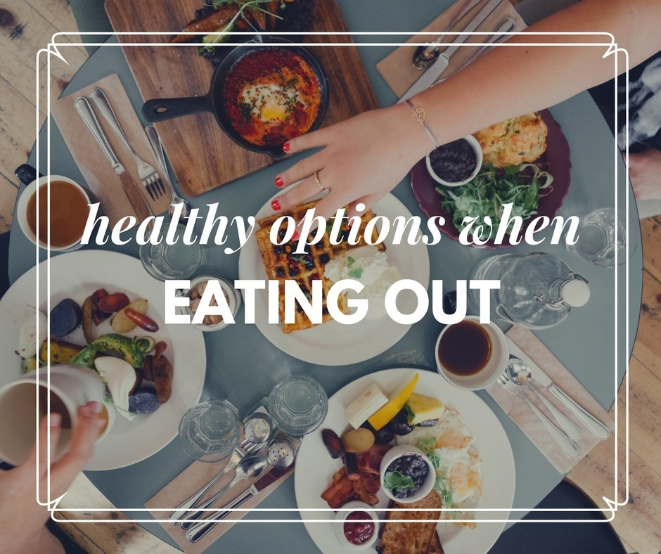Healthy Breakfast Eating Out 20 Ideas for Healthy Options when Eating Out Breakfast
