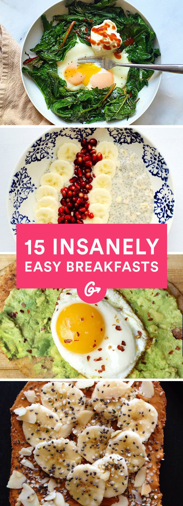 Healthy Breakfast Eating Out  The 25 best Healthy breakfasts ideas on Pinterest
