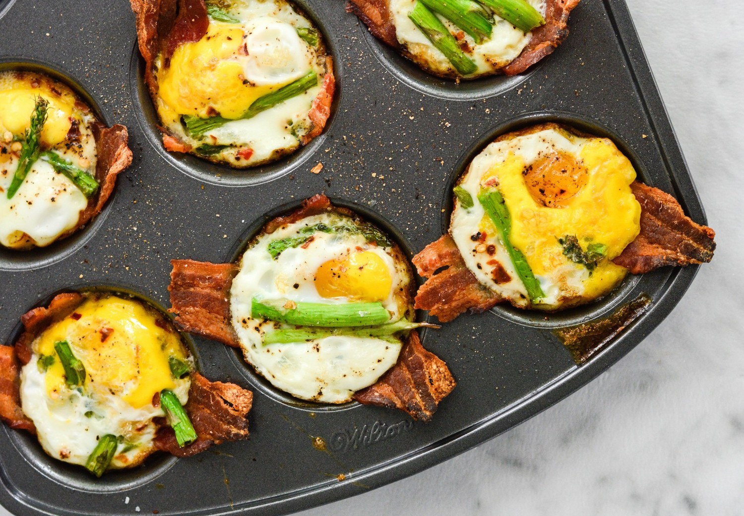 Healthy Breakfast Egg Cups  Healthy Breakfast Cup Recipes to Fuel Your Mornings
