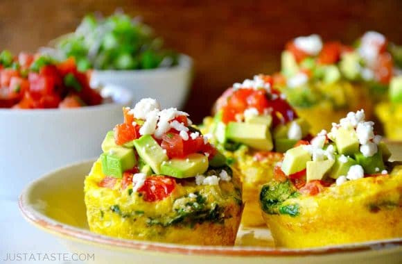 Healthy Breakfast Egg Cups  Healthy Breakfast Egg Muffins
