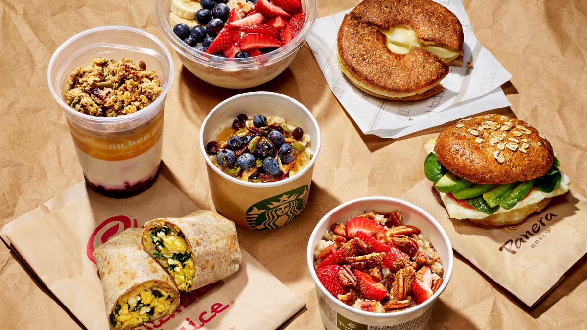 Healthy Breakfast Fast Food  Rise & Dine Healthiest Fast Food Breakfast Choices
