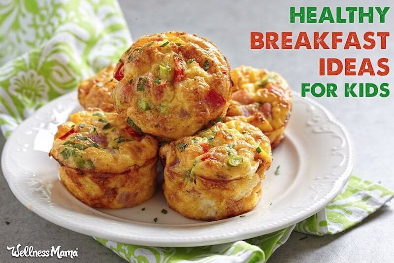 Healthy Breakfast Foods For Kids  Healthy Breakfast Ideas for the Whole Family