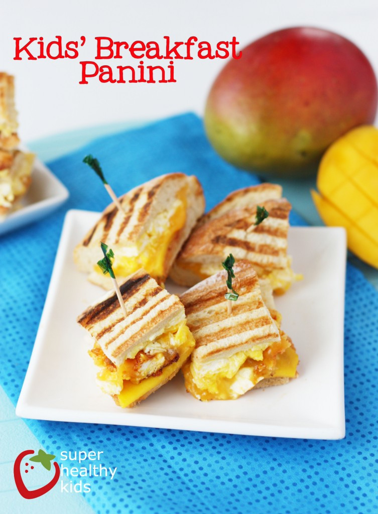 Healthy Breakfast for Children 20 Best Breakfast Panini Recipe Healthy Ideas for Kids