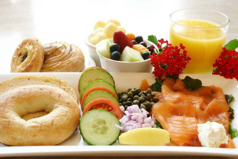 Healthy Breakfast For Group  Evolutionary Peer Mentoring A Mindfulness Growth Group