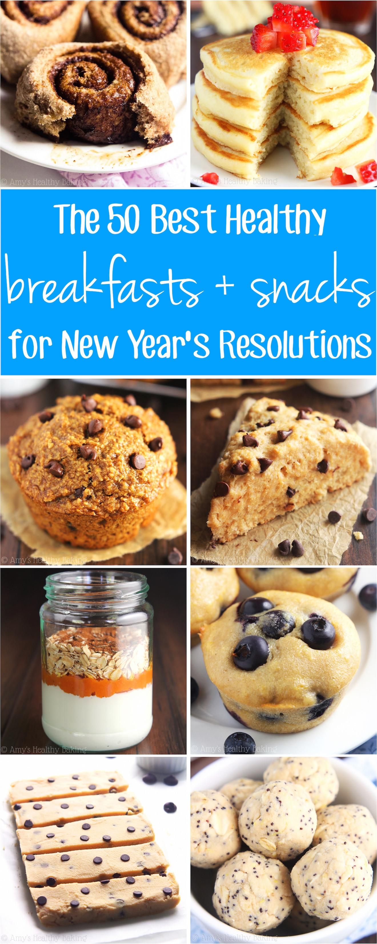 Healthy Breakfast For Group  The 50 Best Healthy Breakfasts & Snacks