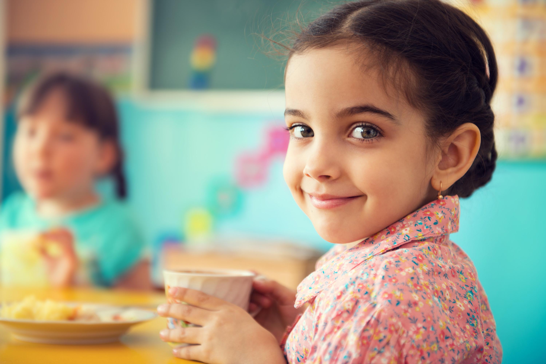 Healthy Breakfast For Kids Before School  School Breakfasts Support Healthy Weight Study Shows