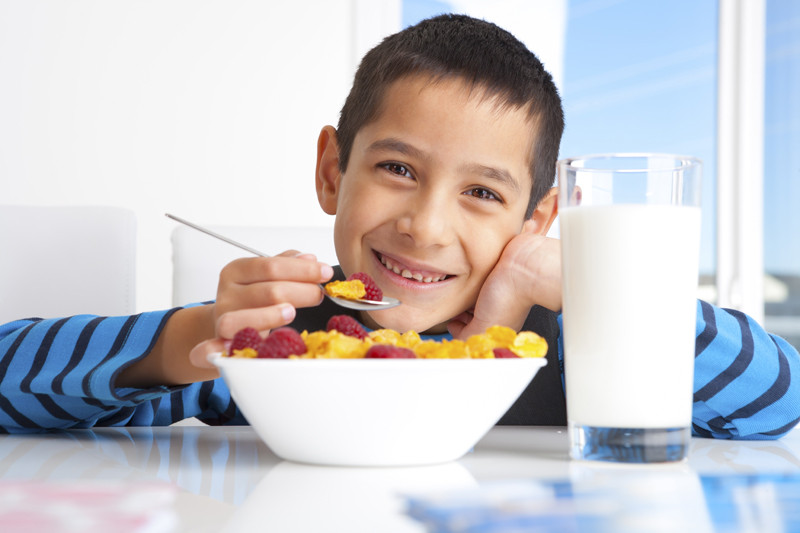 Healthy Breakfast For Kids Before School  10 ways to give your kids a quick and healthy start to