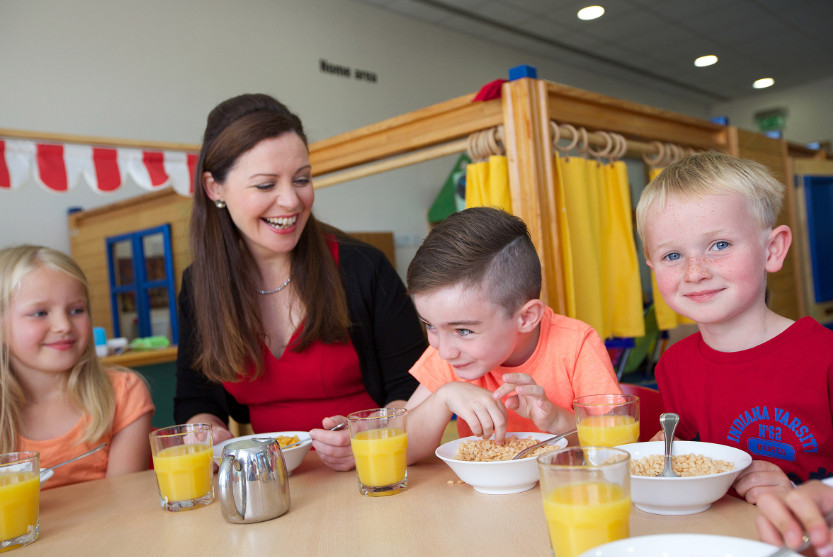 Healthy Breakfast For Kids Before School  Hunger is causing kids to lose up to six weeks of