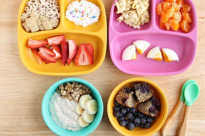 Healthy Breakfast For Kids Before School  10 Healthy Toddler Breakfast Ideas Quick & Easy