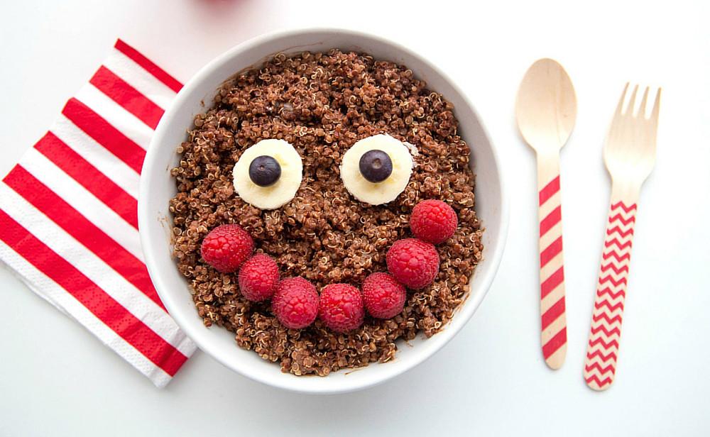 Healthy Breakfast For Kids  Colazione e merende a misura di bambino PerLa Donna