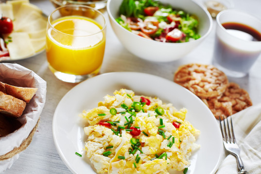 Healthy Breakfast For Men  healthy breakfast for men