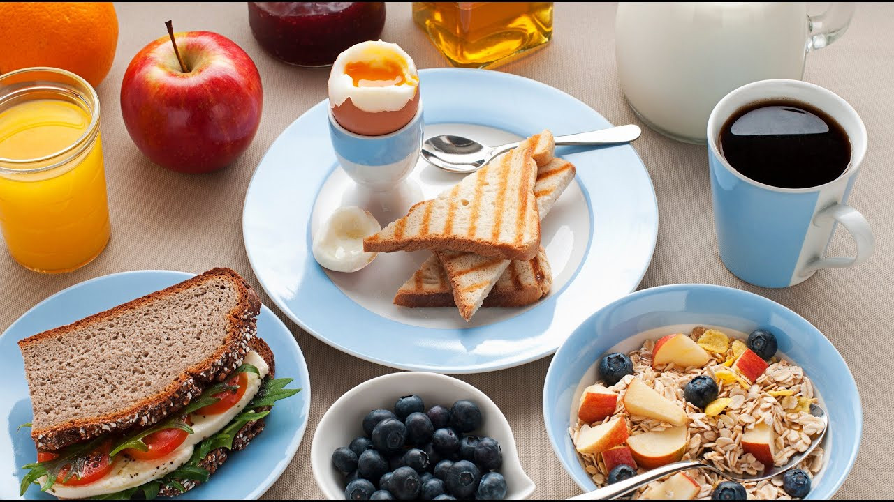 Healthy Breakfast For Men  The 20 Best Foods to Eat for Breakfast