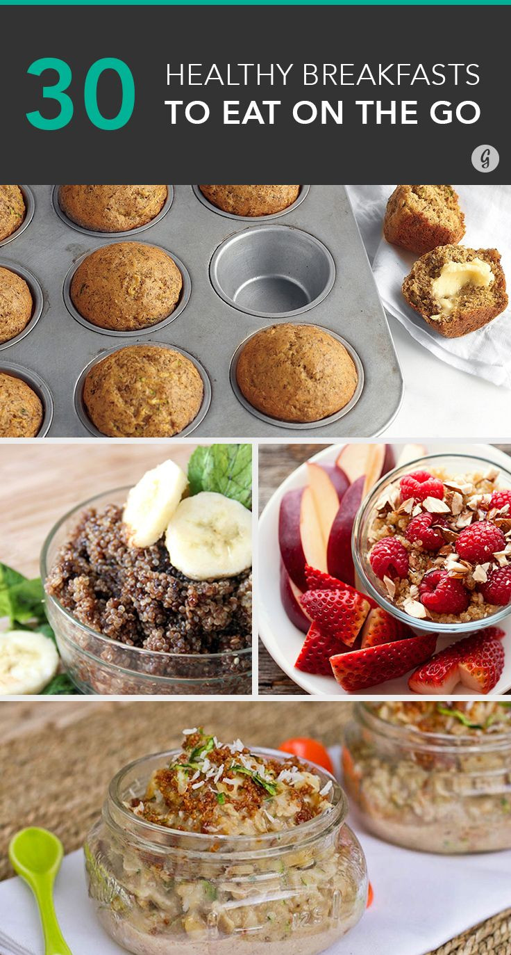 Healthy Breakfast For Runners  39 Healthy Breakfasts for Busy Mornings