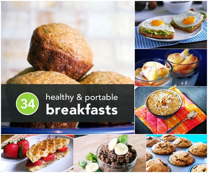 Healthy Breakfast For Runners  34 Healthy Breakfasts for Mornings on the Run DIY Craft