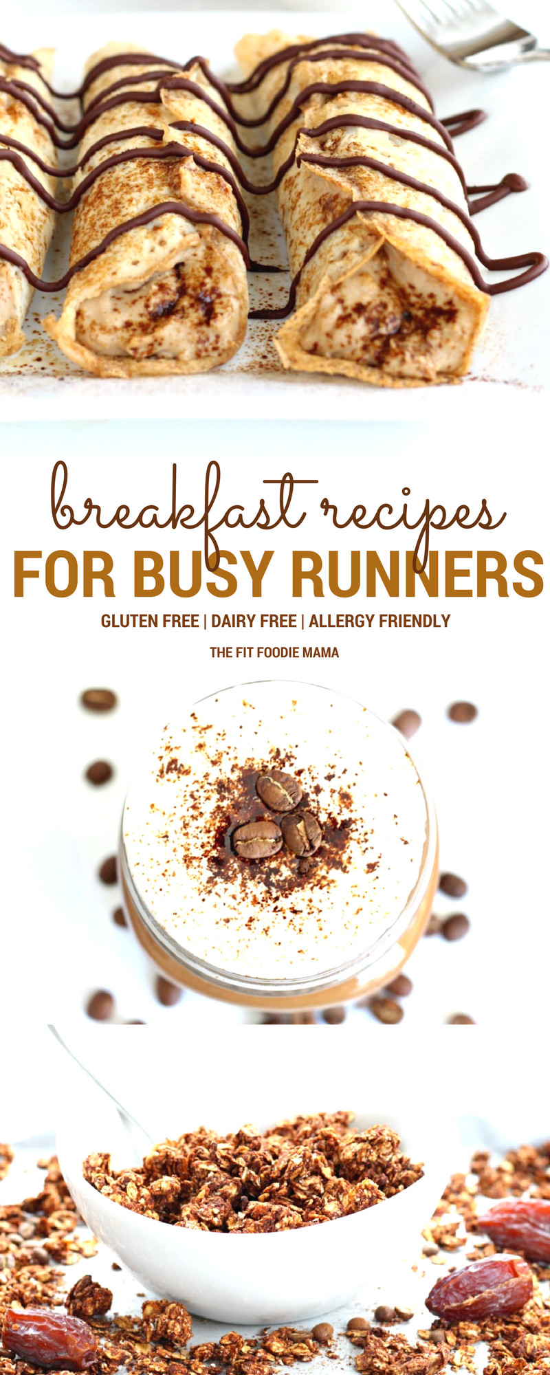 Healthy Breakfast For Runners  5 Quick and Healthy Recipes for Busy Runners