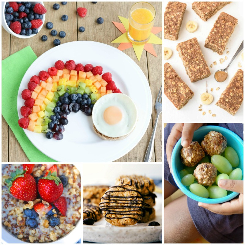 Healthy Breakfast For School  25 Healthy Breakfast Ideas Your Kids Will Love