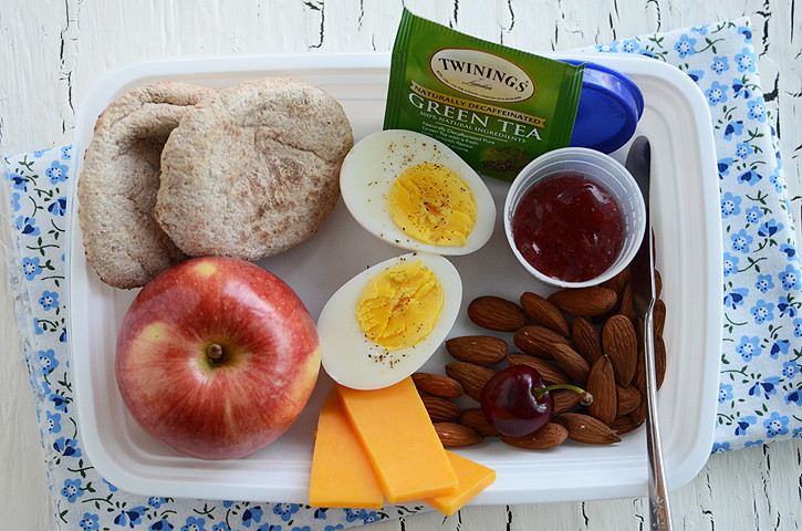 Healthy Breakfast For School  Healthy Breakfasts the Go An Edible Mosaic™