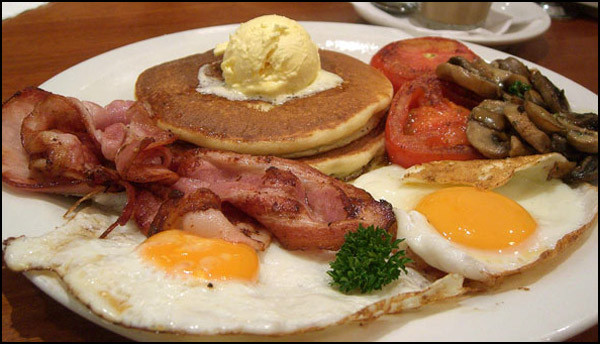 Healthy Breakfast For Teenage Athletes  5 High Protein Breakfast Ideas For Strength Athletes