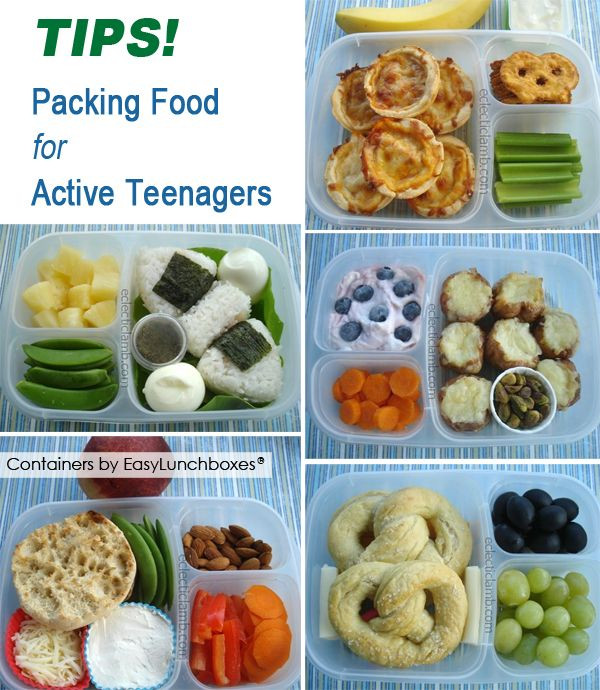 Healthy Breakfast For Teenage Athletes  It s Not Just Lunch Mobile Site All about packing