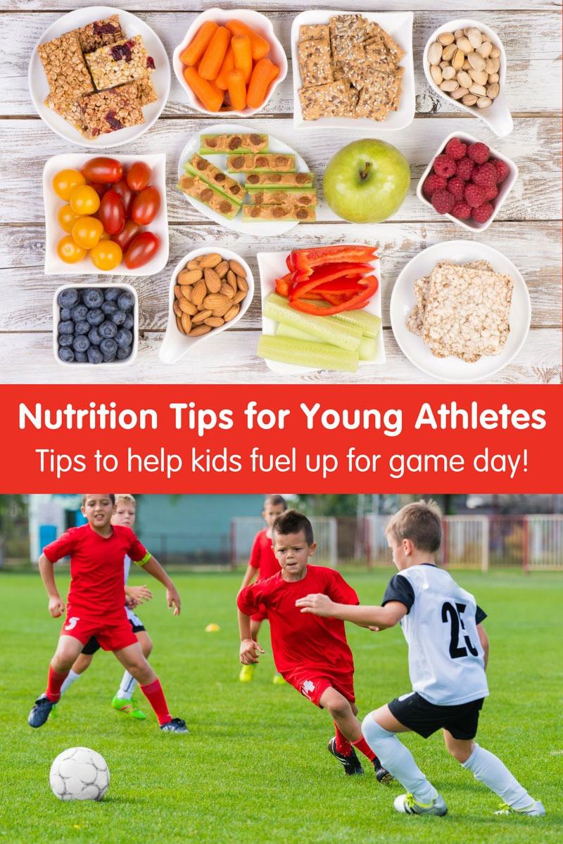 Healthy Breakfast For Teenage Athletes  Nutrition Tips for Young Athletes Sports Nutrition for