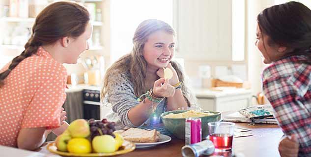 Healthy Breakfast For Teens  Healthy Lombard Healthy Living