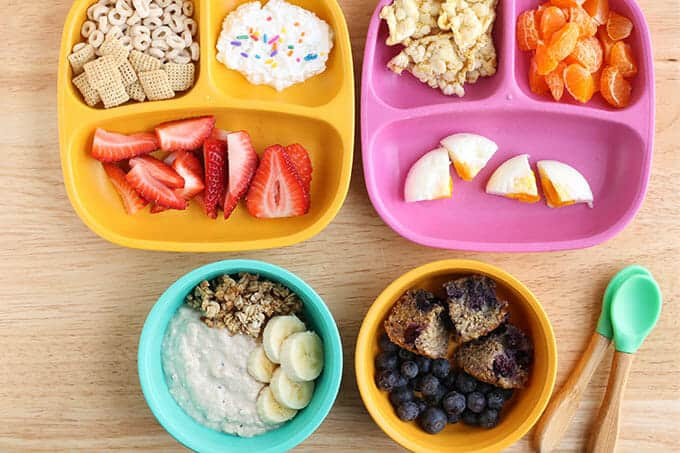Healthy Breakfast For Toddlers  10 Healthy Toddler Breakfast Ideas Quick & Easy