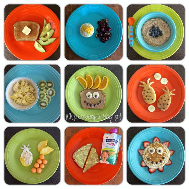 Healthy Breakfast For Toddlers  Kids Breakfast Ideas