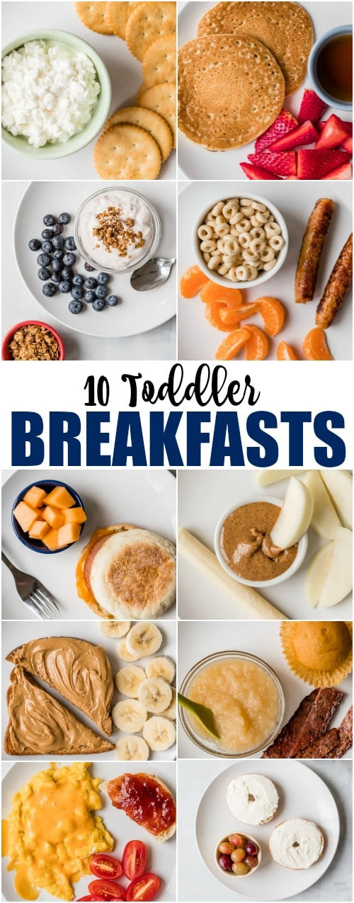 Healthy Breakfast For Toddlers Recipes  10 Toddler Breakfast Ideas