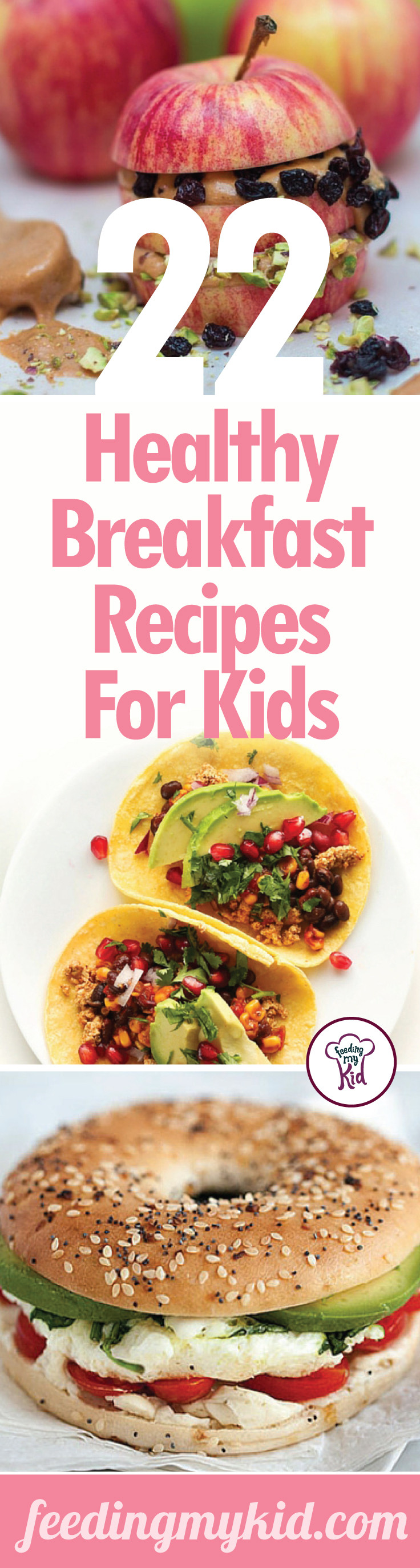 Healthy Breakfast For Toddlers Recipes  22 Healthy Breakfast Recipes For Kids Simple and Delicious