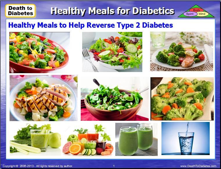 Healthy Breakfast For Type 2 Diabetes  Reverse Diabetes Diet Plan and Super Meal Plate