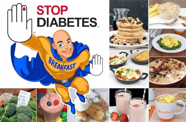 Healthy Breakfast For Type 2 Diabetes  10 Diabetes Friendly Breakfasts