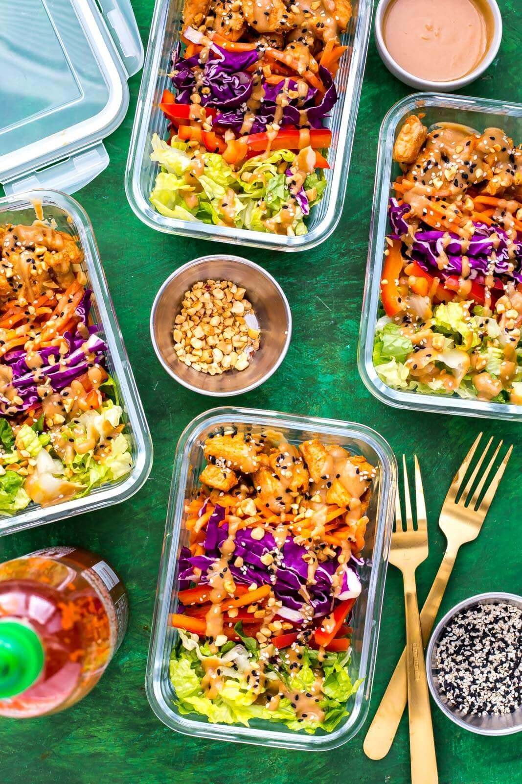 Healthy Breakfast For Work  20 Easy Healthy Meal Prep Lunch Ideas for Work The Girl