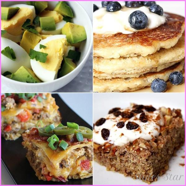 Healthy Breakfast For Work  Healthy Breakfast Recipes To Lose Weight StylesStar