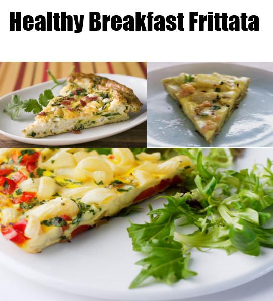 Healthy Breakfast Frittata  best of nutrition Healthy Breakfast Frittata