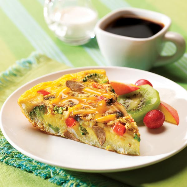 Healthy Breakfast Frittata  Take A Break for Breakfast 5 things you need to know to