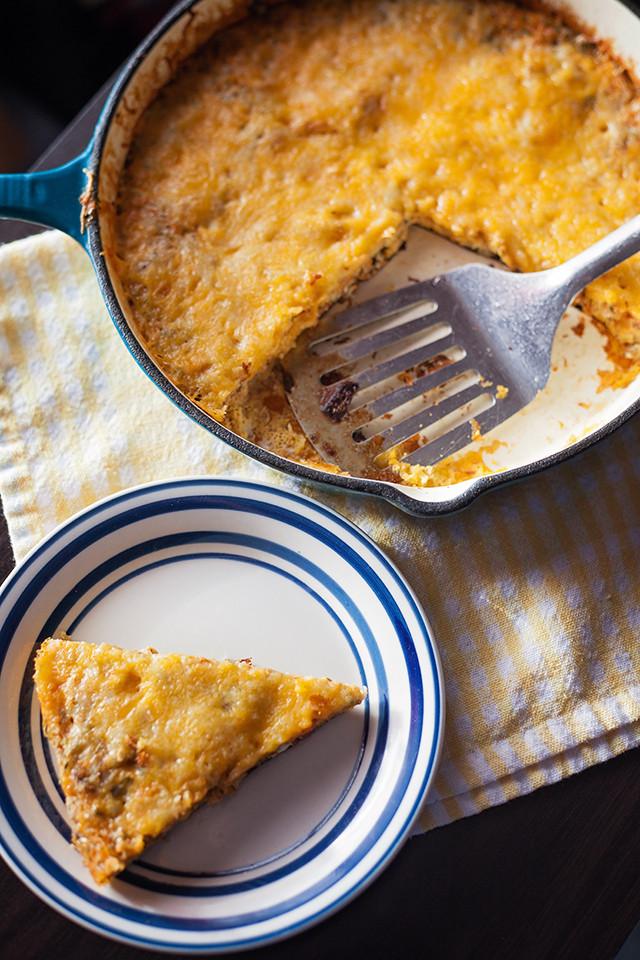 Healthy Breakfast Frittata Recipe  Trim & Healthy Breakfast Frittata Recipe The Perfect Storm