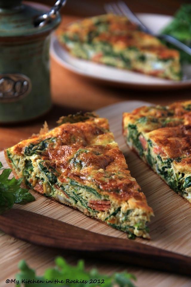 Healthy Breakfast Frittata Recipe  healthy breakfast frittata recipe